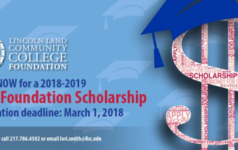 LLCC accepting scholarship applications 18-19 academic year