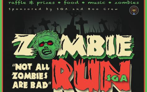 SGA to hold Zombie Run April, 21