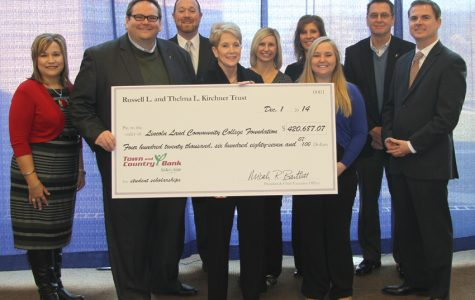 LLCC Foundation receives gift from Russell L. and Thelma L. Kirchner Trust