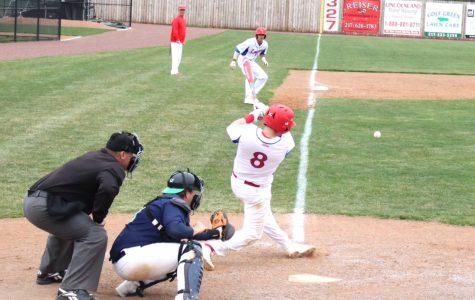 Baseball team hitting its way atop the rankings