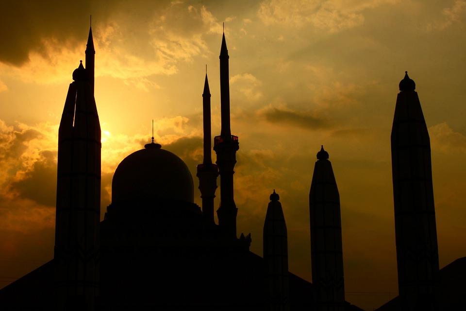 Students visits mosque, part 2