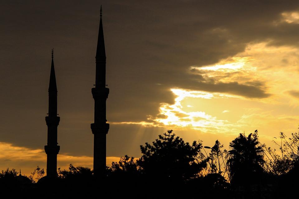 Students visit mosque, Part 1