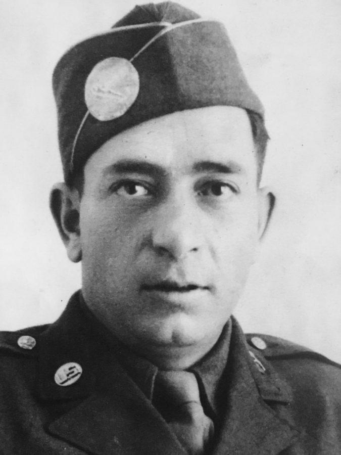 Staff Sergeant Michael Aiello