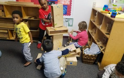 LLCC provides child care