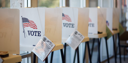 Election Day is coming! A few easy clicks will tell you how and where to vote
