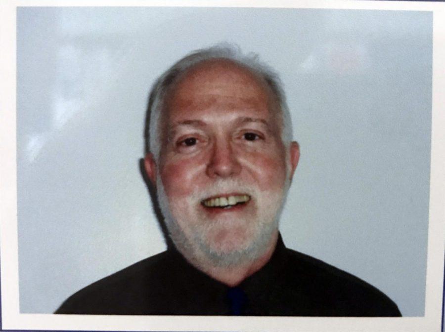 Former anthropology Professor Gary Swee