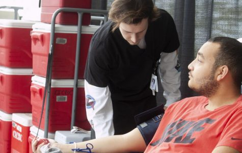 Lincoln Land blood drive