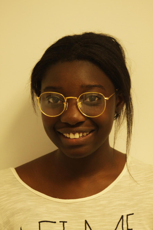 Regina Ivy, Editor-in-Chief