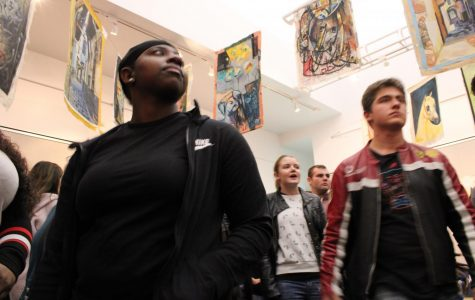 LLCC art gallery gives refugees a voice