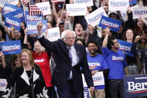 AP: Sanders edges Buttigieg in NH, giving Dems 2 front-runners