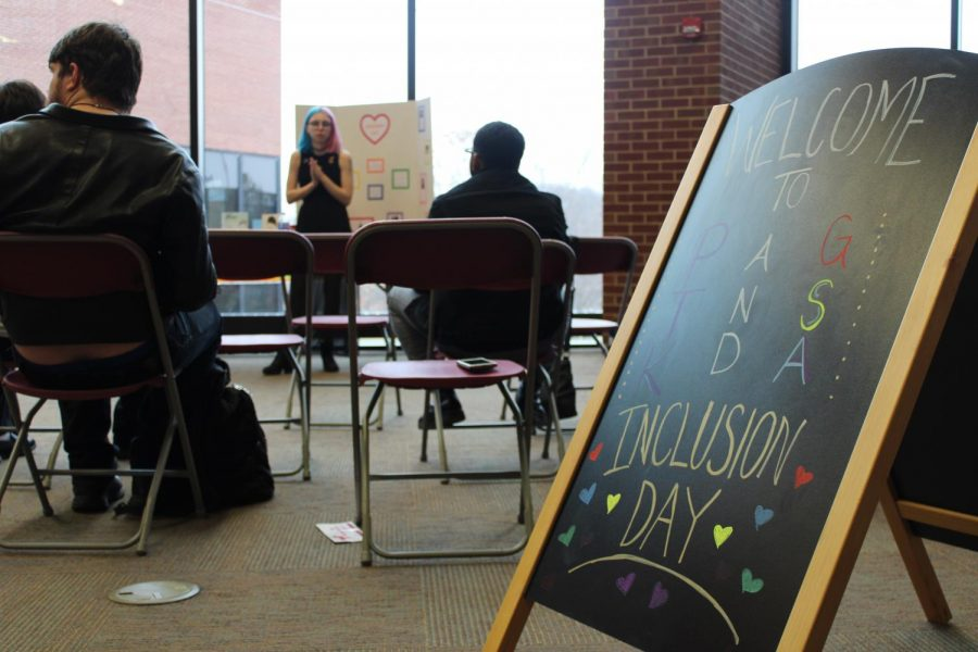 Inclusion+Day+was+to+promote+inclusitivioty+in+academia+and+amongst+students.