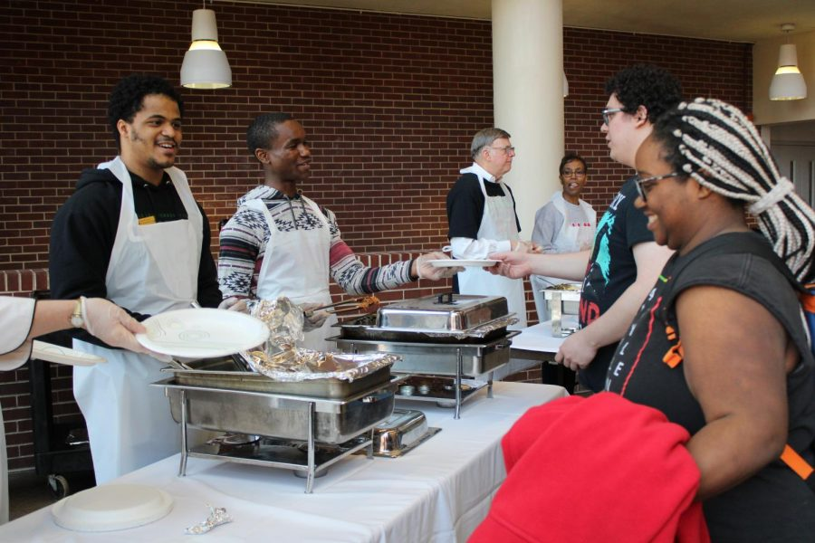 In addition to the performances and vendors the celebration also included free samples of soul food.