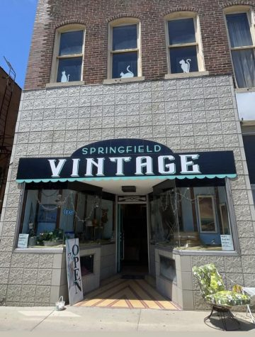 Springfield Vintage has seen business increase signficantly since the pandemic ended. The pandemic took a toll on downtown, but most owners see business recovering post-pandemic.
