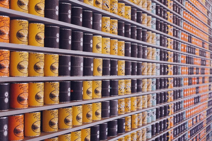 Canned+food